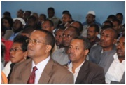 His Excellency  Gedu Andargachew, Deputy Head of Amhara National Regional State and Head of  Agriculture Bureau